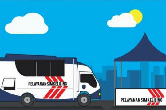 Perpanjang SIM hari Jumat di Jakarta datangi lima lokasi ini
