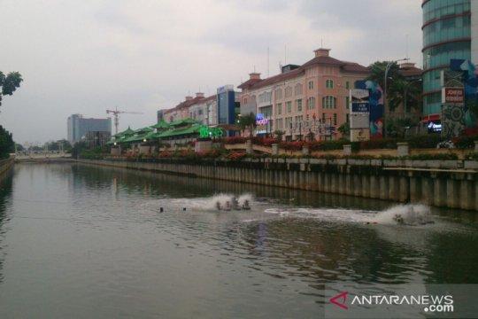 Pakar sebut detergen salah satu sumber pencemaran sungai di Jakarta