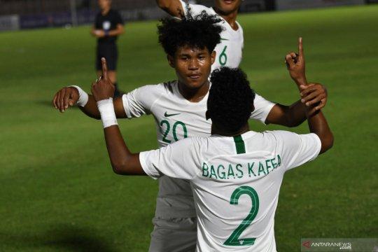 Timnas U-19 Indonesia ubah susunan pemain hadapi Korea Utara