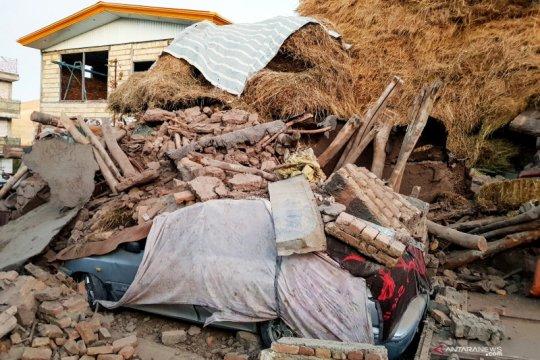 40 orang cedera akibat gempa 5,6 magnitudo di Iran