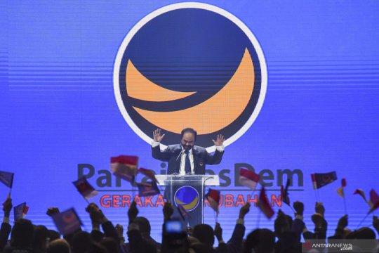 Surya Paloh tegaskan Partai NasDem tak hanya pentingkan partai koalisi