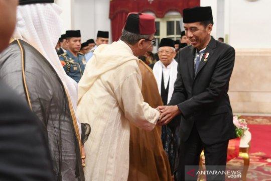 Peringatan Maulid Nabi Muhammad SAW di Istana Negara