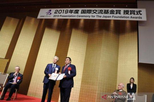 Persada raih Japan Foundation Awards 2019