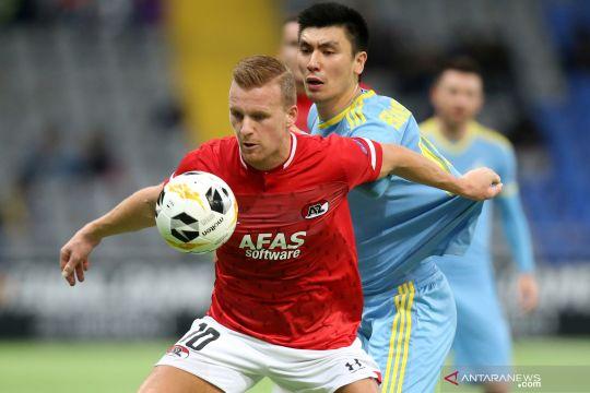 Liga Eropa: Alkmaar bantai Astana 5-0