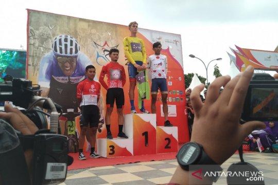 Jesse Ewart selangkah lagi juara Tour de Singkarak