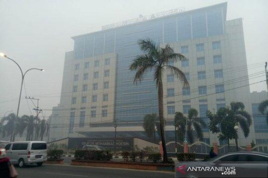Sumatera Selatan kembali diselimuti asap