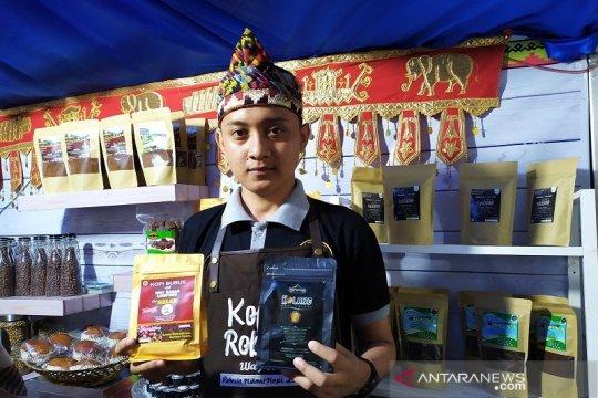 Kopi aroma Kakao asli Waykanan hadir di Festival Kopi Lampung