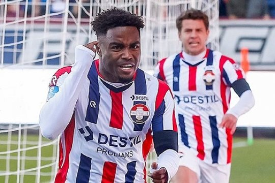 PSV tersungkur di markas Willem