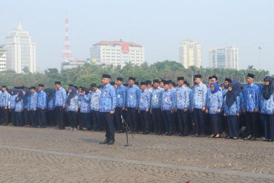 Ada sanksi tegas bagi ASN DKI Jakarta yang mudik