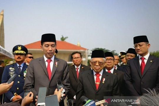 Presiden belum putuskan wamen baru selain Wamendikbud-Wakil Panglima