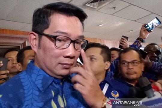 Ridwan Kamil diundang langsung Surya Paloh hadiri Kongres NasDem