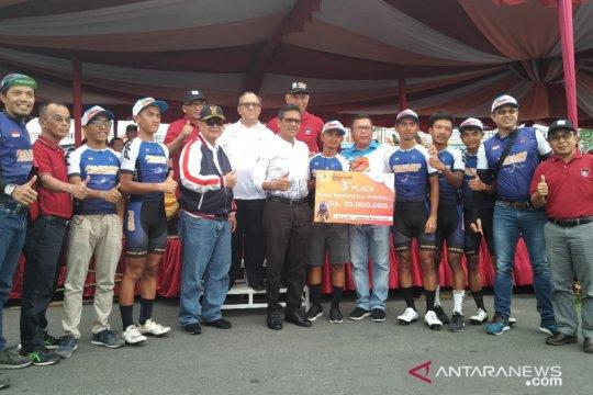 Tim tuan rumah Padang bikin kejutan di TdS 2019