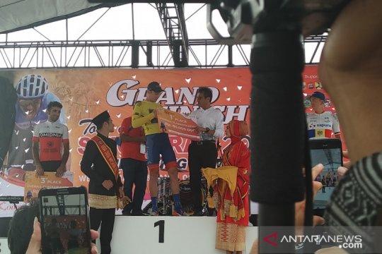 Jesse Ewart juarai Tour de Singkarak 2019