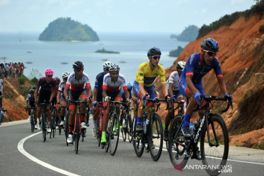 Muhammad Zamawi Azman tercepat di etape pamungkas TdS 2019