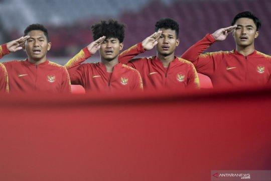 Timnas U-19 lunasi janji pada Hari Pahlawan
