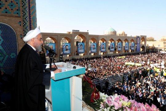 Rouhani: Sanksi minyak AS terhadap Iran tidak adil