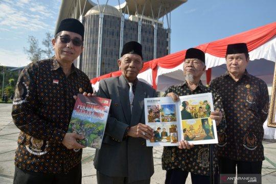 Komik sejarah rakyat Riau