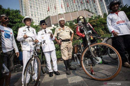 Di hadapan Anies, Ketua Veteran Jakarta ingatkan pemuda jangan korupsi