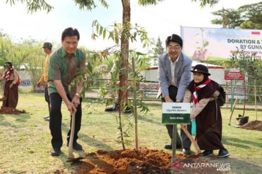 Gunma Park Jepang berikan bantuan konservasi satwa liar Indonesia