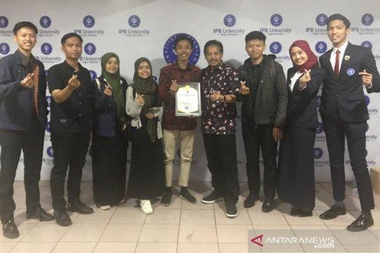 Tim IPB juara umum Olimpiade Vokasi Indonesia
