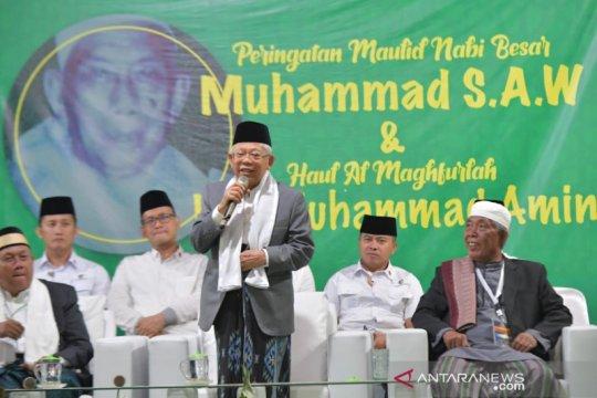 Politik kemarin, Wapres peringati Maulid Nabi hingga kongres NasDem