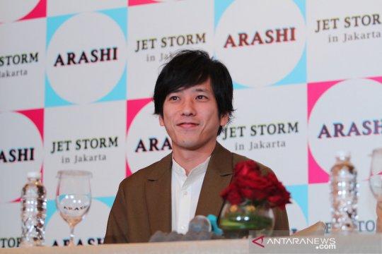 """Kazunari Ninomiya """"Arashi"""" buat channel YouTube"""