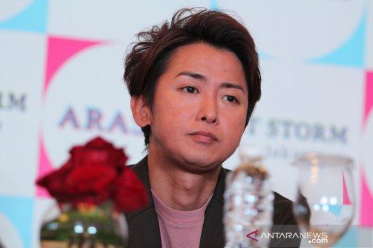 """Satoshi Ohno """"Arashi"""" gelar pameran solo di Tokyo"""