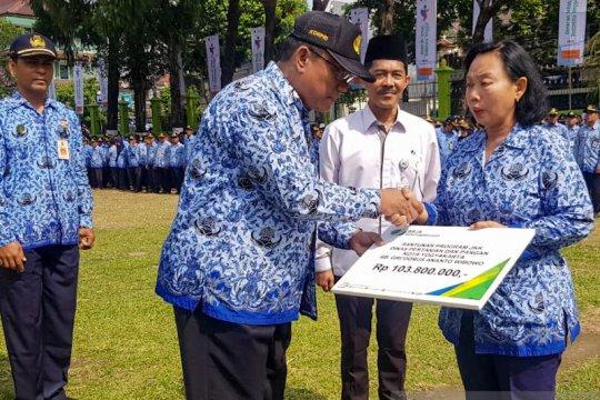 Pegawai non-PNS Yogyakarta tetap dilindungi BPJS Ketenagakerjaan 2020