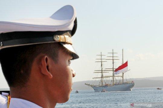 KRI Bima Suci berlayar menuju Surabaya