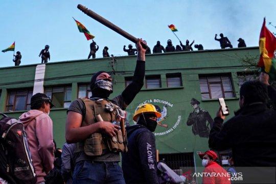 Pemerintah Nikaragua kecam 'kudeta' BolivIa