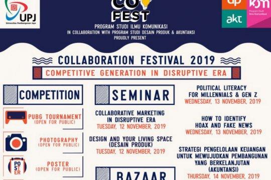 Co-Fest 2019 akan jawab tantangan generasi milenials dan Gen Z