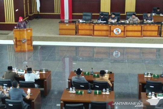 Fraksi PDIP sampaikan tiga usulan pada rapat paripurna DPRD Bogor