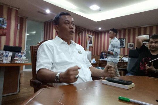 Prasetio akui belum bahas dana hibah Bamus-Kodam
