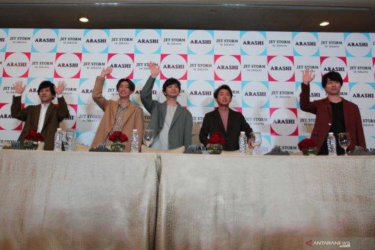 Jelang hiatus, ini sejarah grup Jepang Arashi dan apa yang ditorehkan