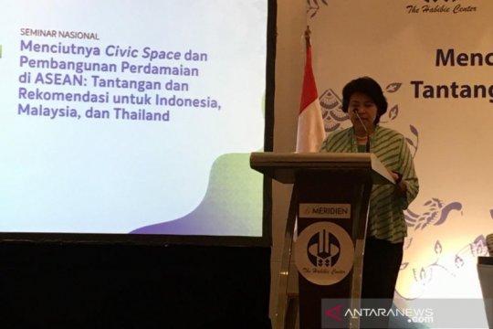 Peneliti: berita palsu kekang kebebasan sipil di ASEAN