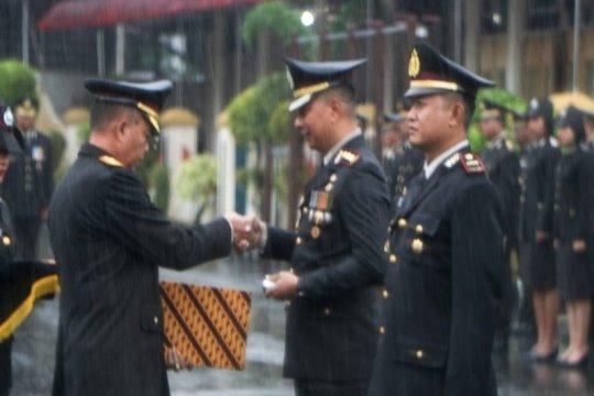 Tiga perwira Polda Papua terima pin emas dari Kapolri