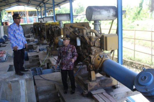Pemkot Madiun tingkatkan kapasitas mesin pompa antisipasi banjir
