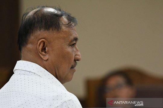 Markus Nari divonis enam tahun penjara