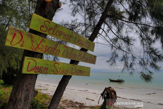 Investor minati potensi wisata Pulau Rupat Riau