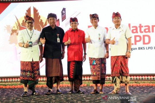 BPD Bali-LPD perkuat layanan daring masyarakat adat