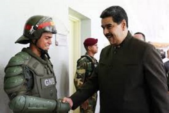 Warga AS yang dibekuk Venezuela berencana tangkap Presiden Maduro