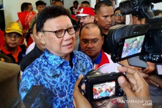 Menpan RB: Korpri se-Indonesia tingkatkan pelayanan