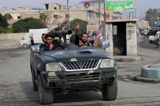Lima orang tewas, tujuh cedera dalam ledakan bom di Ar-Raqqa, Suriah