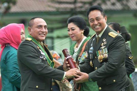 Wisuda purnawira perwira tinggi TNI AD Page 1 Small