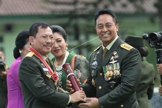 Wisuda purnawira perwira tinggi TNI AD Page 2 Small