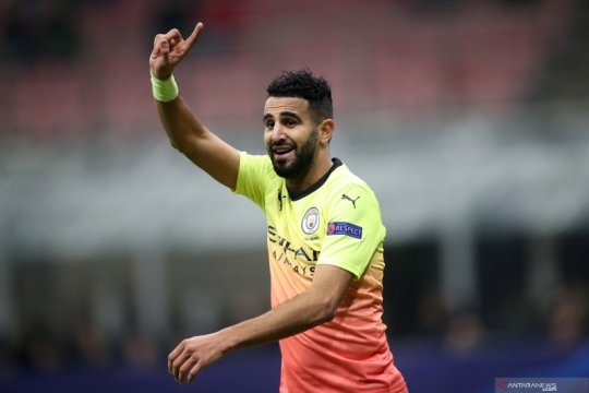 Riyad Mahrez akui pernah hampir gabung Arsenal