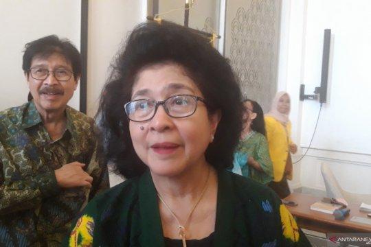 Nila Moeloek: Indeks keluarga sehat Indonesia masih rendah