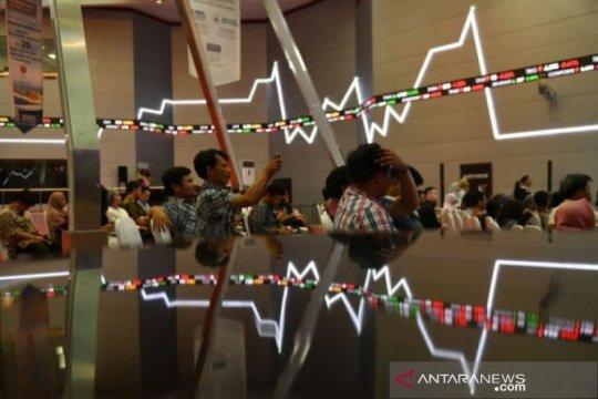 Pasar cermati perkembangan stimulus AS, IHSG akhir pekan melemah tipis