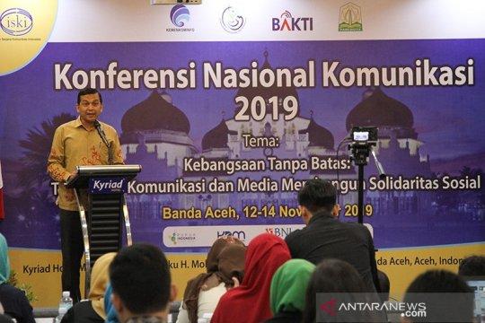 Insan komunikasi diminta ikut menjaga perdamaian Aceh
