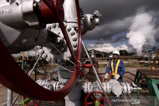 Pertamina kelola energi panas bumi 1.877 MW